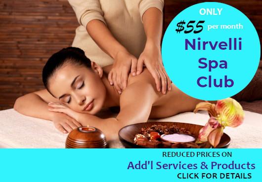 The Nirvelli Spa Club - Cary NC