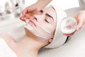 Nirvelli Day Spa facial