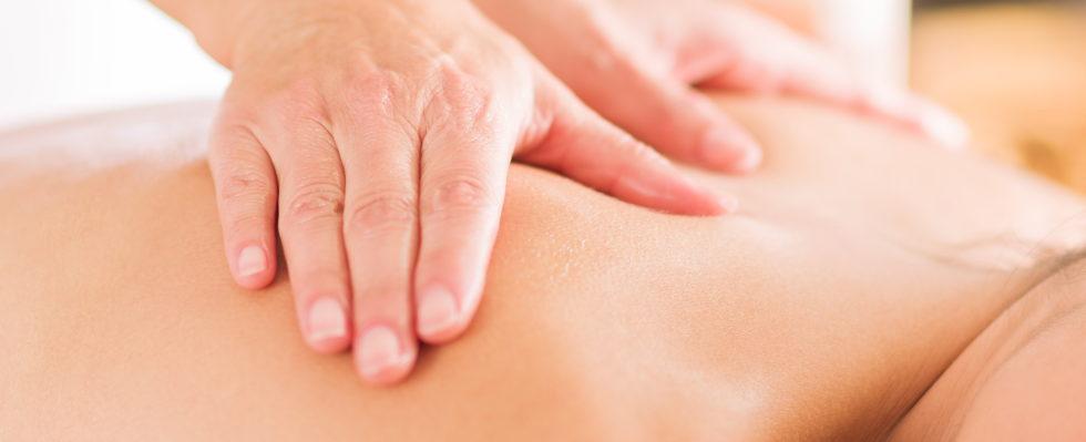 back massage cary nc