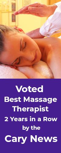massage cary nc