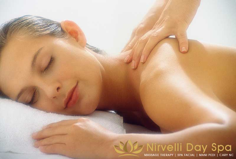 Massages Cary NC - Nirvelli Day Spa