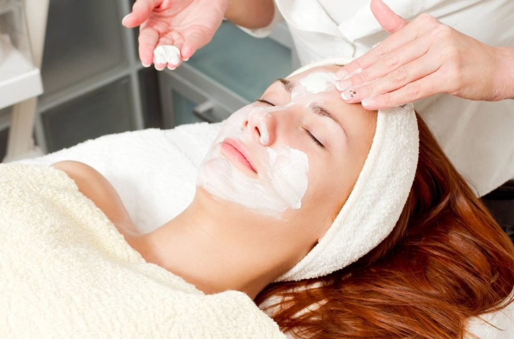 Facials Treat Different Areas of the Face